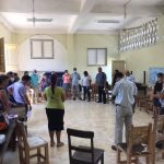 CAF de vuelta a la formación de facilitadores de grupos de apoyo